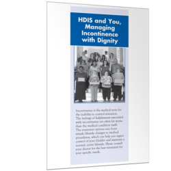 HDIS & You: Managing Incontinence with Dignity