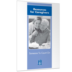 InfoPro Resources for Caregivers Brochure