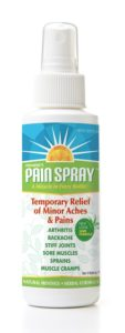Pain Spray for Arthritis
